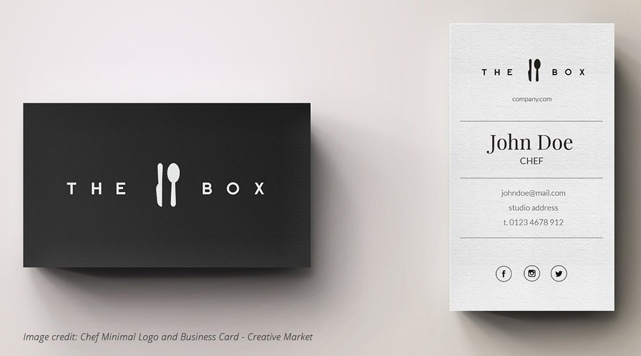 How to Choose the Best Design Elements for Your Business Card - YDJ Blog