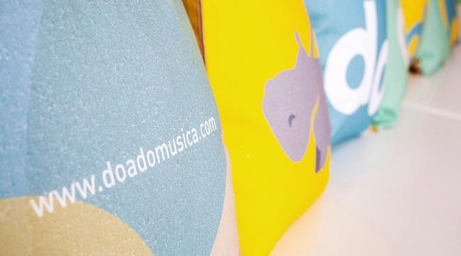 Project Doadó - creating a brand identity