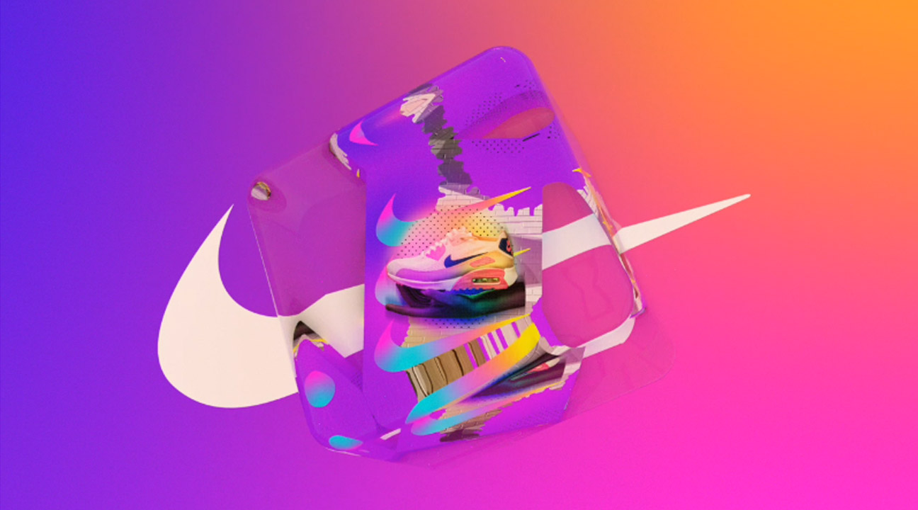 best motion design inspiration march 2019 featured image - Nike   Color Cube by MadeByStudioJQ