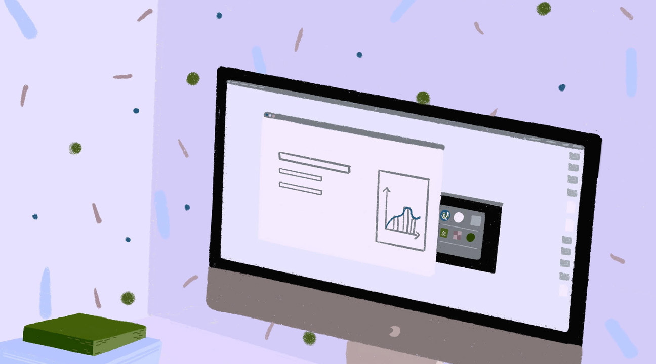 best productivity tips for designers featured illustration by Antonia Oana