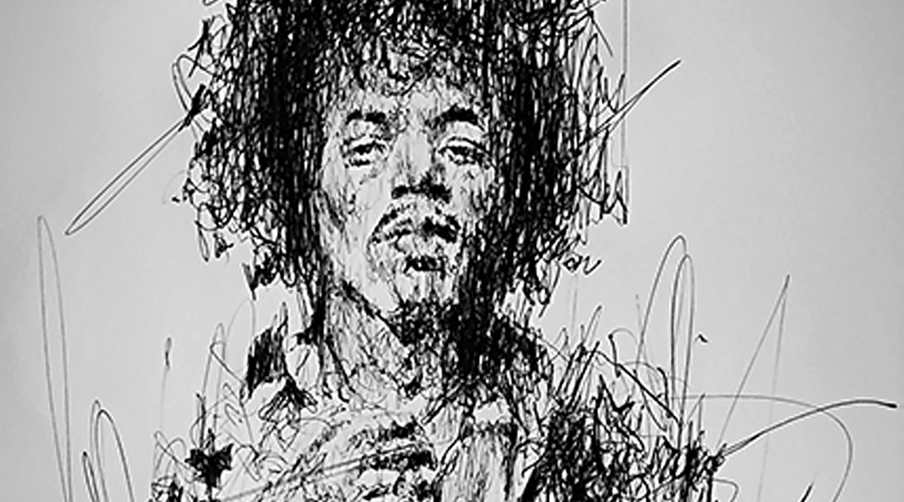 drawing inspiration september 2020 featured image - Scribble drawings by BP Chambale