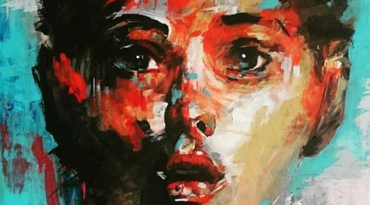 art inspiration december 2020 featured image - Barzakh by Zahra Hashemi