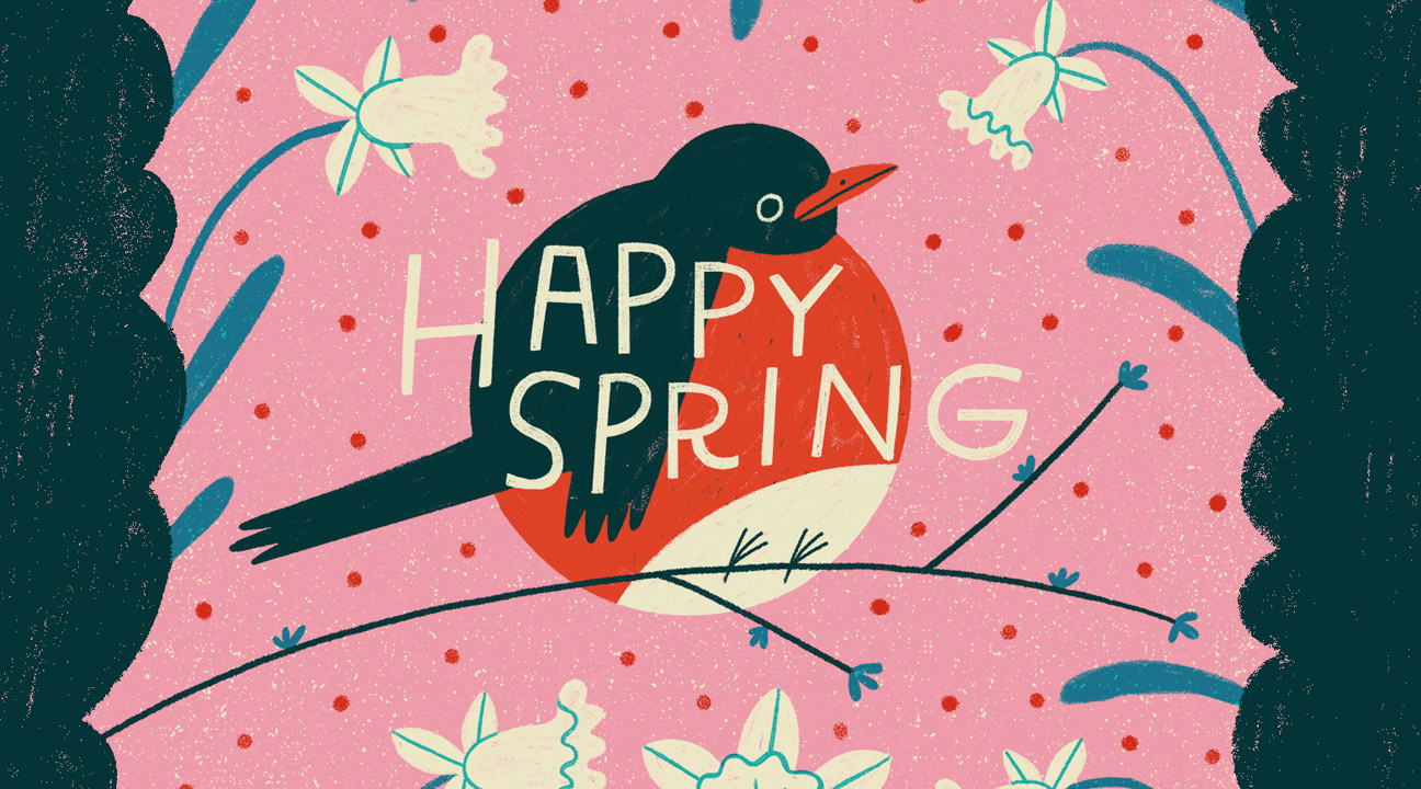 motion design march 2021 featured image - Round Robin by Mary Kate McDevitt