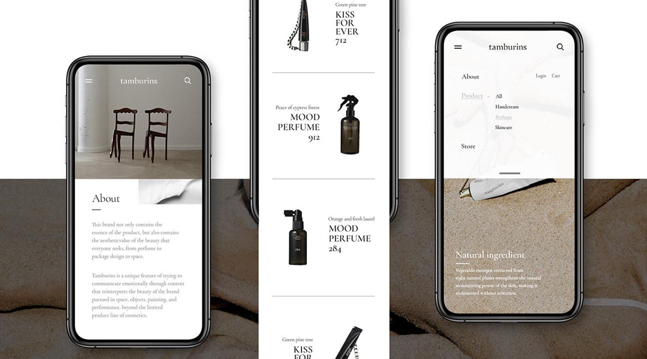 best ui design april 2021 featured image
